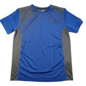 Under Armour Heat Gear Short Sleeve Athletic Top L